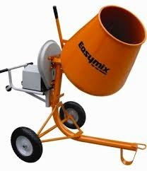 EM36 Cement Mixer (Available in Electric and Petrol)