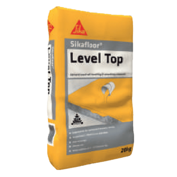 Sikafloor Level Top and Sikafloor Level 30